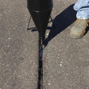 лейка для заливки швов битумом ПКЗ-10 фото