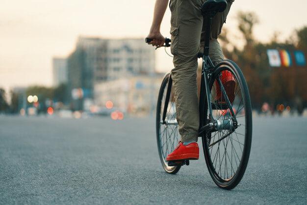велодорожка литой асфальт