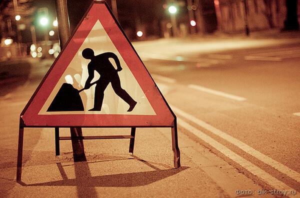 виды ремонт дороги